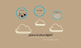 Copy of ¿Qué es la Cultura Digital?