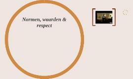 Normen, waarden & respect