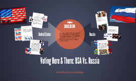Voting Here & There: USA Vs. Russia