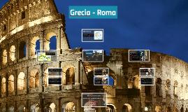 Grecia - Roma