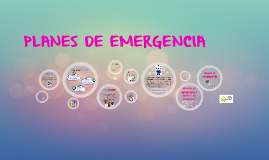 Copy of PLANES DE EMERGENCIA