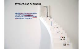 Copy of ESTRUCTURAS EN GUADUA
