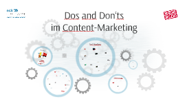 Do's & Dont's im Content Marketing
