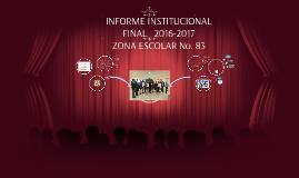 INFORME DE EVALUACION INSTITUCIONAL SEMESTRAL