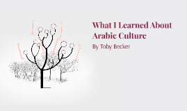 What I Learned About Arab Culture