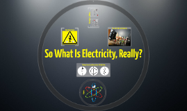 So What Is Electricity, Really?