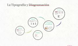 La Tipografía y Diagramación