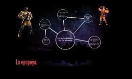 Copy of Caracteristicas de la epopeya