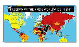 2011 World Press Freedom Updates