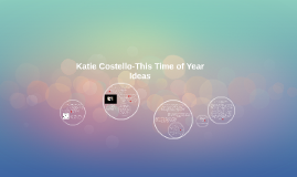 Katie Costello-This Time of Year Ideas and Inspiration