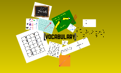 Vocabulary 1