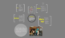 Participatory Action Research Intro, Presented August 2012