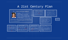 Copy of A 21st Century Plan