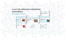 Coca-Cola reklámok a különböző kultúrákban