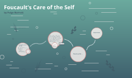 Living Wisely: Care of the Self