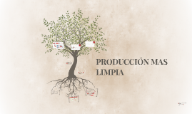 Copy of PRODUCCION MAS LIMPIA