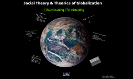 Social Theory & Theories of Globalization