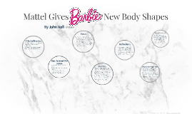 Mattel Gives Barbie New Body Shapes