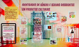 Identidades de gênero e sexuais em produtos artísticos