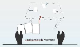 Totalitarismo de Nicaragua