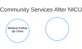 Community Services After NICU