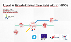 Uvod u Hrvatski kvalifikacijski okvir (HKO)