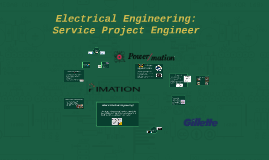Electrical Engineering: Service Project Engineer