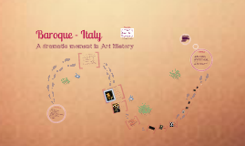 Baroque- Art History