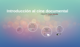 Introducción al cine documental