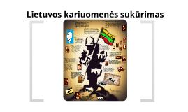 Lietuvos karuomenė 1915-1926