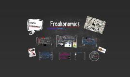 Copy of Freakonomics