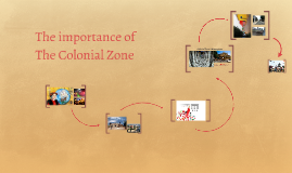 The importance of Colonial Zone