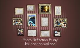 Photo Reflection Essay