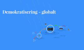 Demokratisering - globalt