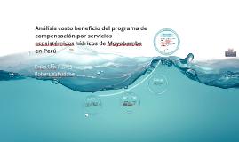 Compensación de Servicios Ecosistémicos