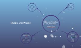 Module 1 Product