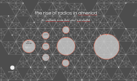 the rise of radios in america