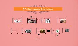 AP: Communists Everywhere