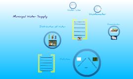 Municipal Water Supply