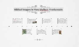Copy of Biblical Imagery in Mary Shelley's  Frankenstein