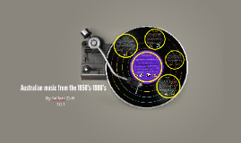 Australian music from the 1950's-1970's
