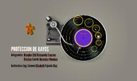 PROTECCION DE RAYOS