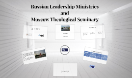 Russian Leadership Ministries