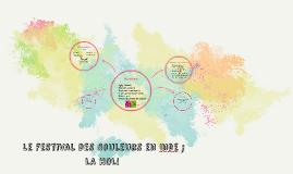 Le festival des couleurs en inde