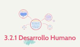 3.2.1 Desarrollo Humano