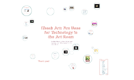 iTeach Art: Fun Uses for Technology in the Art Room