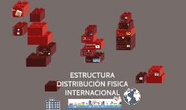 ESTRUCTURA DE DISTRIBUCION FISICA INTERNACIONAL