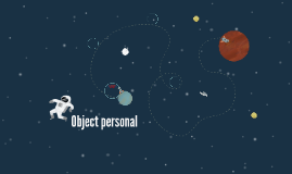 Object personal