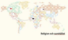 Religion och samhället