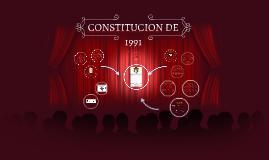 LA CONSTITUCIÓN DEL 1991
